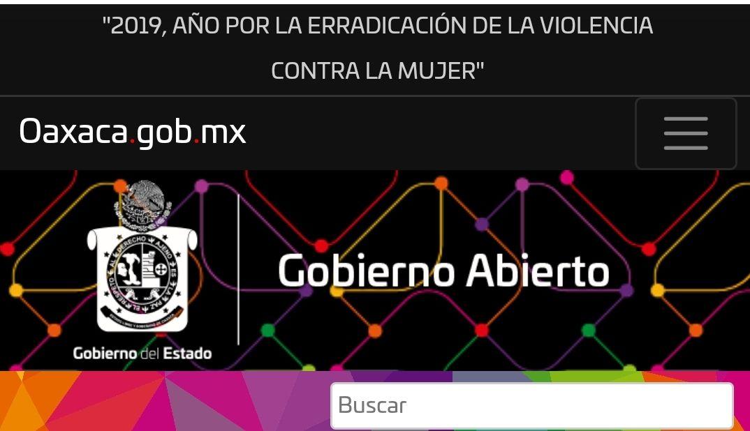 Recupera Oaxaca posiciones en el ranking de portales estatales de transparencia (RPET) 2019