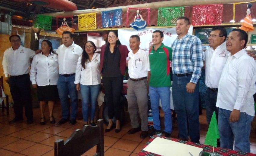 Festejo deportivo y cultural en Nochixtlán