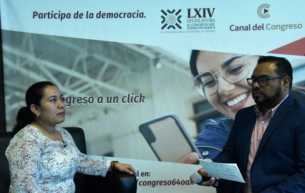 Con Parlamento Juvenil, garantiza Legislatura inclusión de la sociedad en toma de decisiones