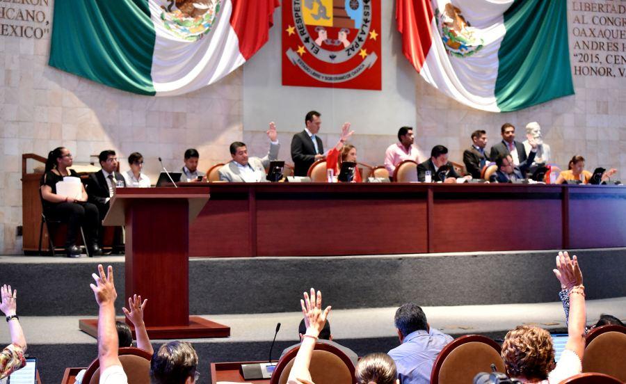 Expide Congreso Ley de Mejora Regulatoria para Oaxaca, beneficiará el desarrollo económico