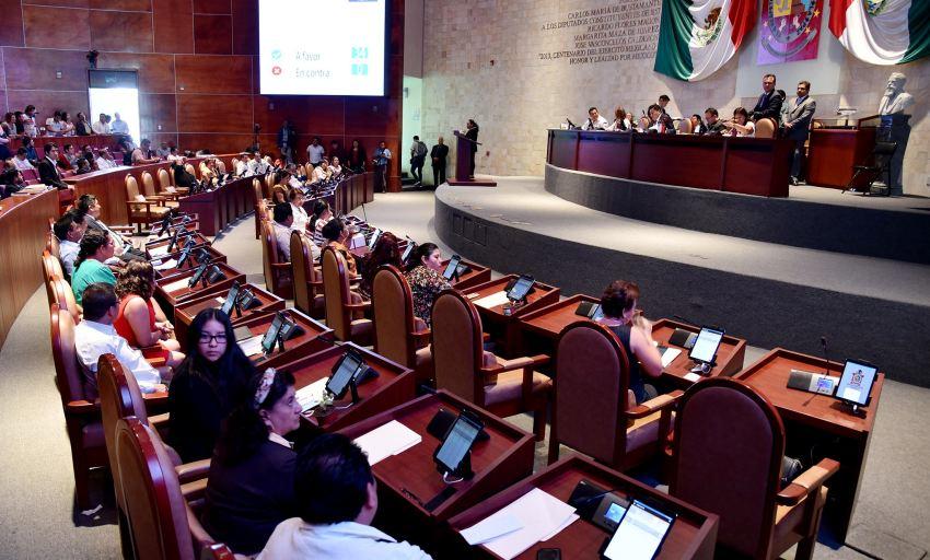 Congreso local cumple sentencia jurisdiccional en el caso Tezoatlán