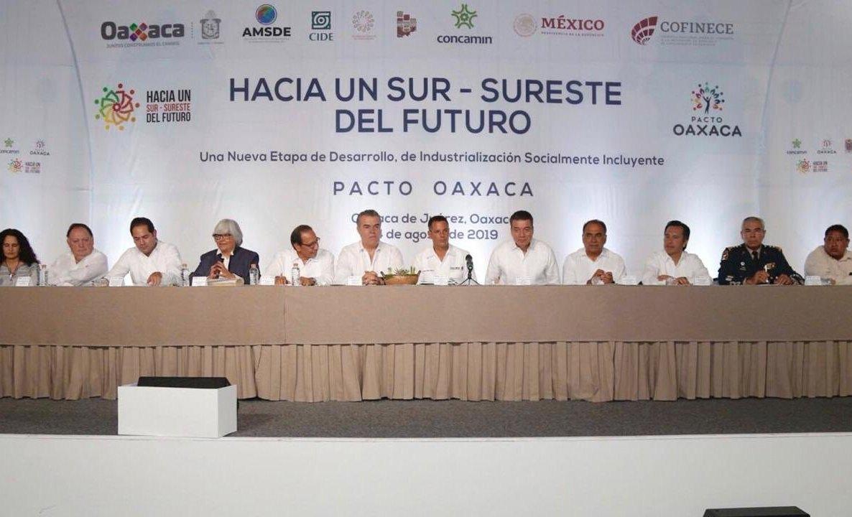 """Inicia en Oaxaca foro """"Hacia un sur-sureste del futuro"""""""
