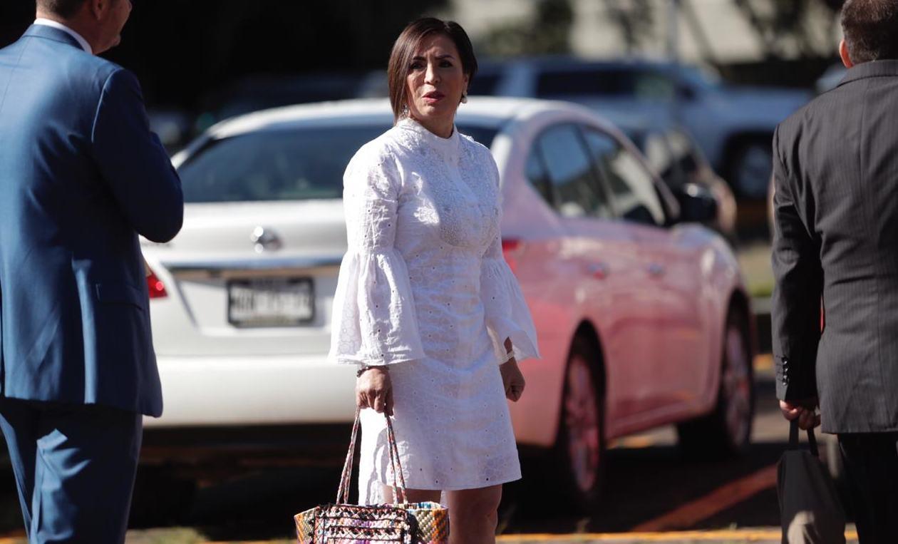 Fiscalía General acusa Rosario Robles por desvío de más de 5 mil mdp