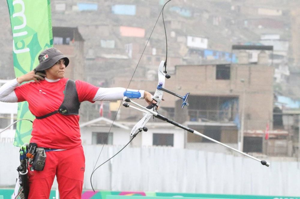 Alejandra Valencia le da el oro 37 a México en Lima 2019
