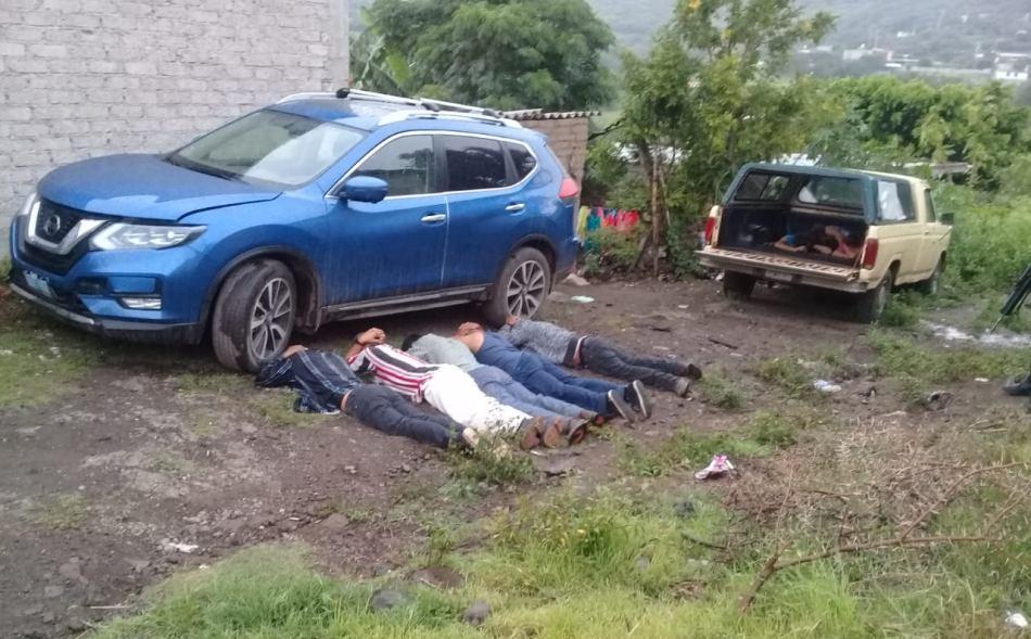 Ataque contra Guardia Nacional deja 6 muertos en Guanajuato