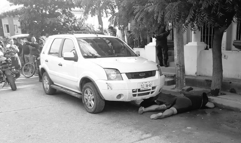 Asesinan a mujer en Juchitán, Oaxaca