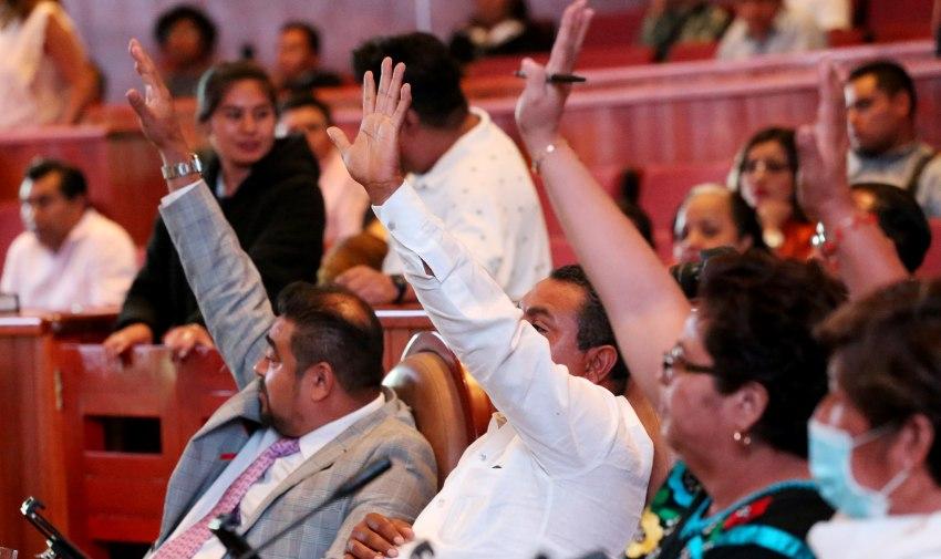 Pide Congreso garantías de identidad y educación para oaxaqueños repatriados