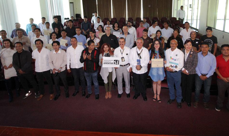Se analiza creación de Comisión Especial para Jóvenes en Congreso Local