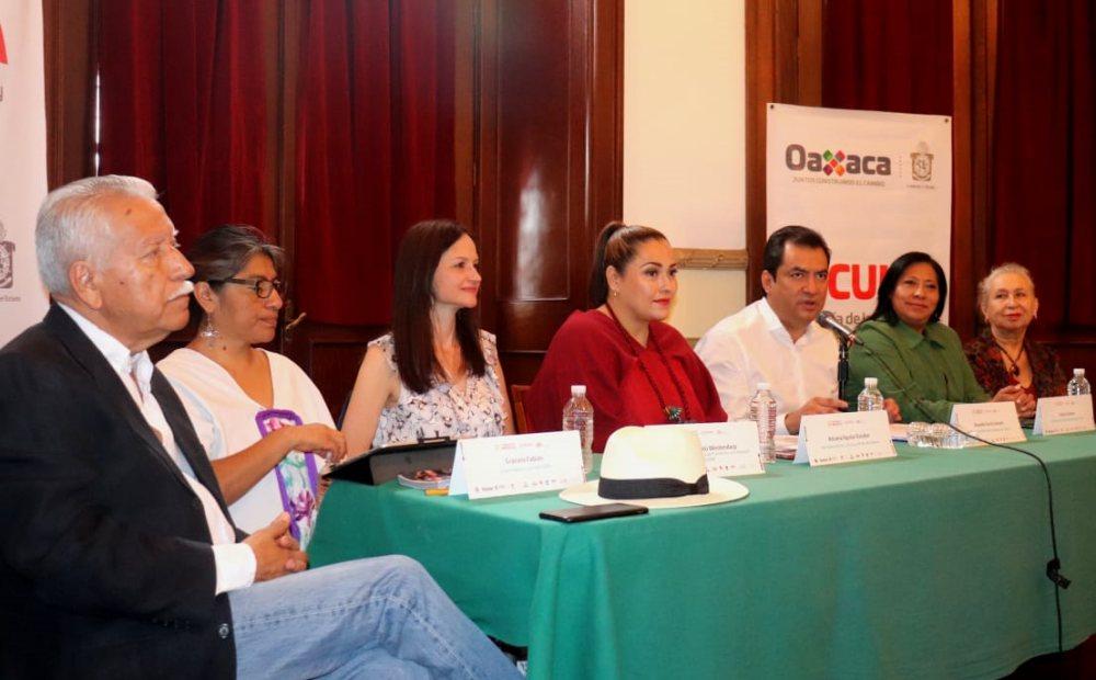 "Anuncia Seculta festival ""Vibra Oaxaca"""