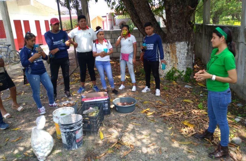 Capacita Semaedeso en materia ambiental a municipios de Oaxaca