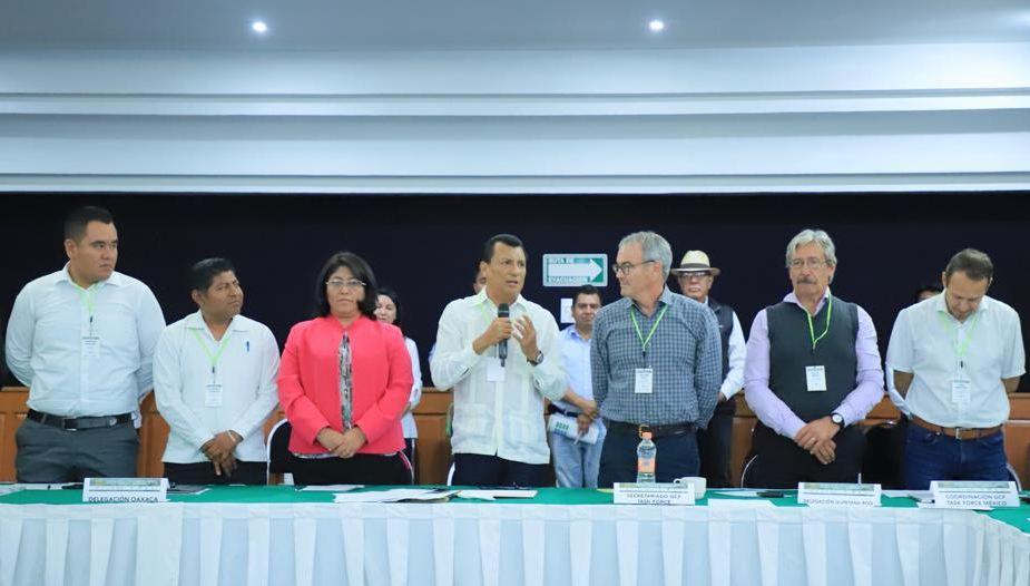 Reconoce Semaedeso los esfuerzos de la GCF para la conservación de los bosques