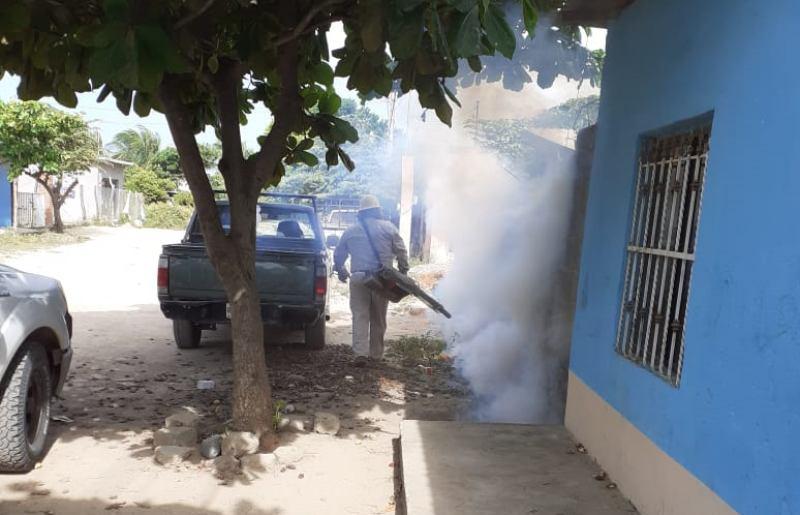 Descarta SSO contingencia sanitaria por dengue en el Istmo