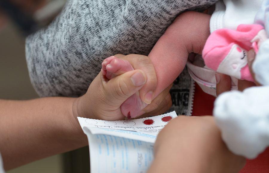 Hipotiroidismo congénito, detéctalo a tiempo con el tamiz neonatal: SSO