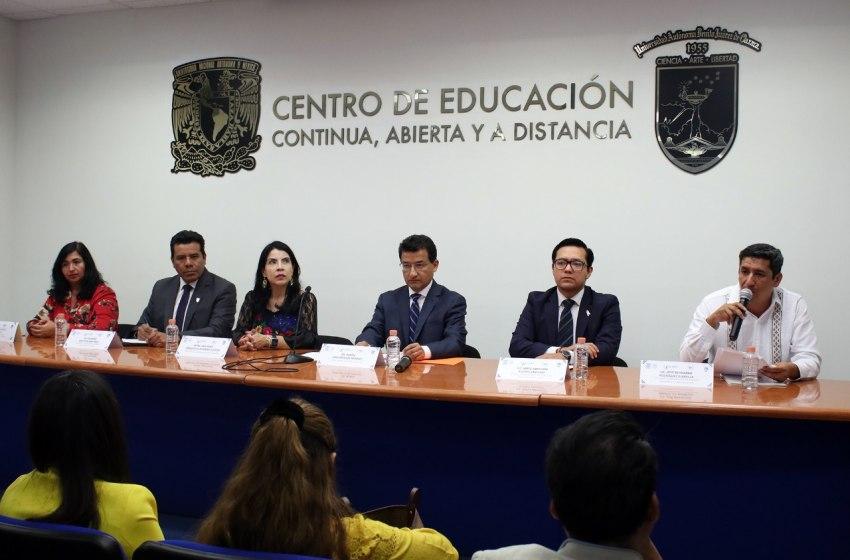 """Inicia Diplomado en """"Derechos humanos, género y procuración de justicia"""""""