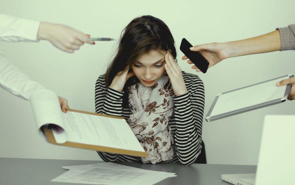 El estrés es una de las causas del deterioro de la memoria, según un estudio