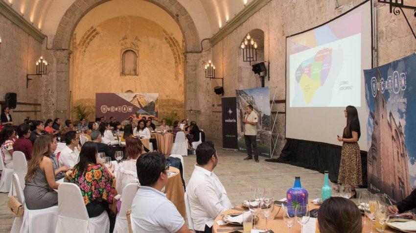 Realizan Sectur Oaxaca y estado de Yucatán acciones conjuntas de promoción turística