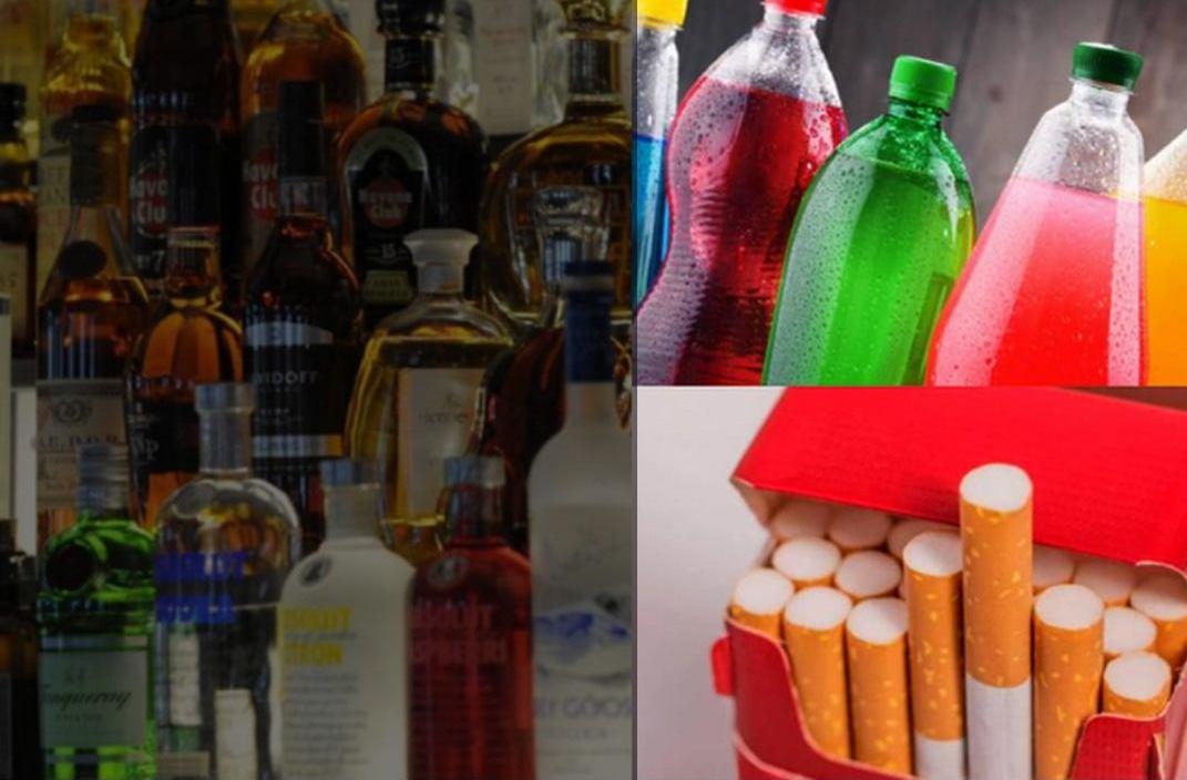 Perfilan alza de impuestos en tabaco, alcohol y refrescos para 2020