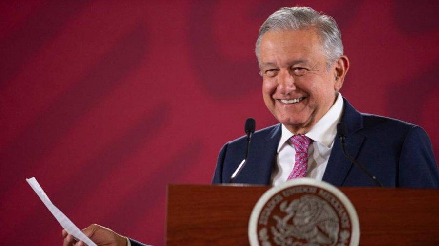 """AMLO sobre recorte de Banxico: """"tiene otros parámetros"""""""