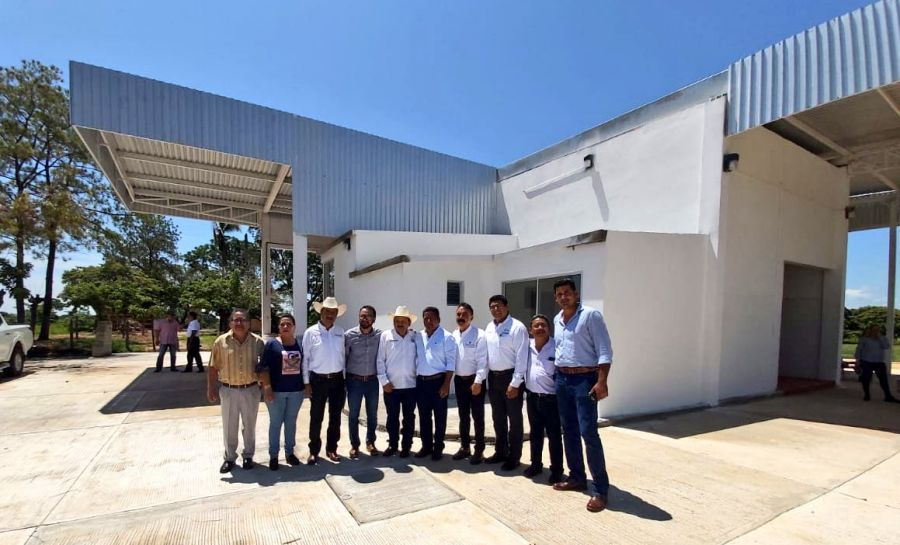 Contará Oaxaca con Centro de Acopio de Leche