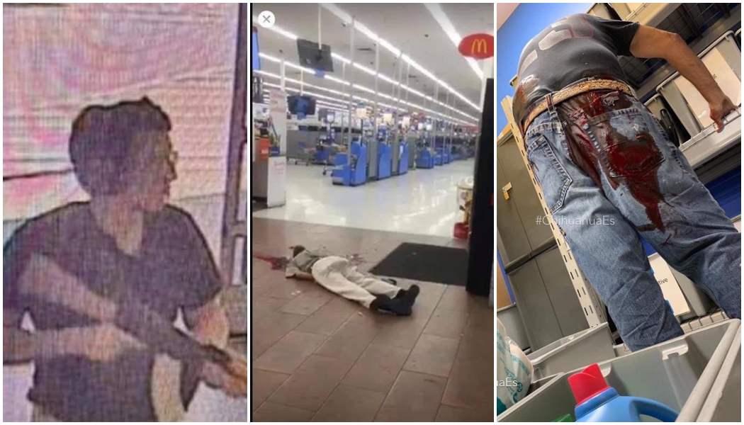 Al menos 19 muertos en tiroteo en Walmart de El Paso Texas