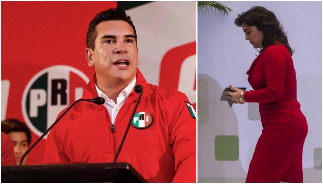 Alejandro Moreno dice que contienda del PRI tuvo resultado claro, Ivonne Ortega denuncia fraude