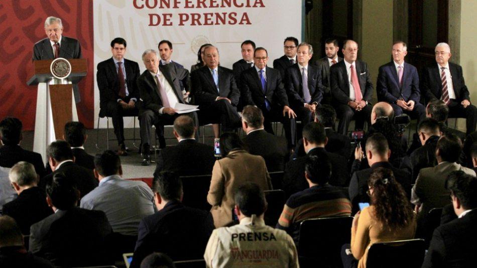 Empresarios y Gobierno de AMLO llegan a acuerdo por gasoductos