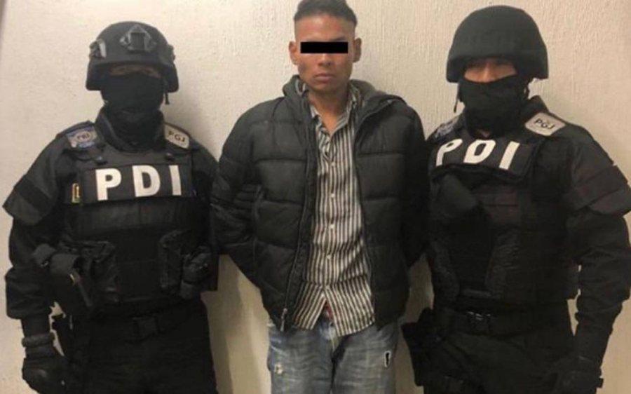 Cae 'El Chupas' sujeto que golpeó a reportero de ADN40