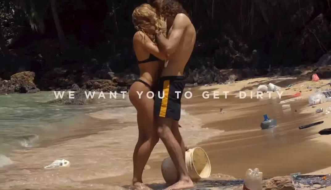 Lanzan 'El porno más sucio de todos', campaña para proteger al medio ambiente