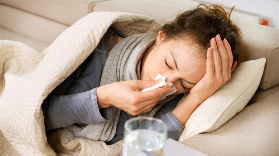 Si te enfermas a cada rato de gripe, puede ser por falta de sexo