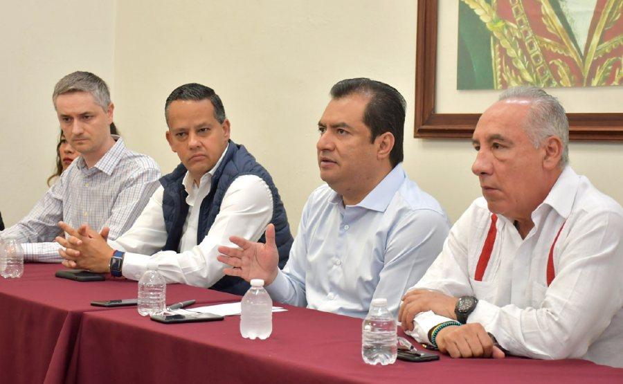 Mercado de Abasto será reordenado y rehabilitado: Oswaldo García