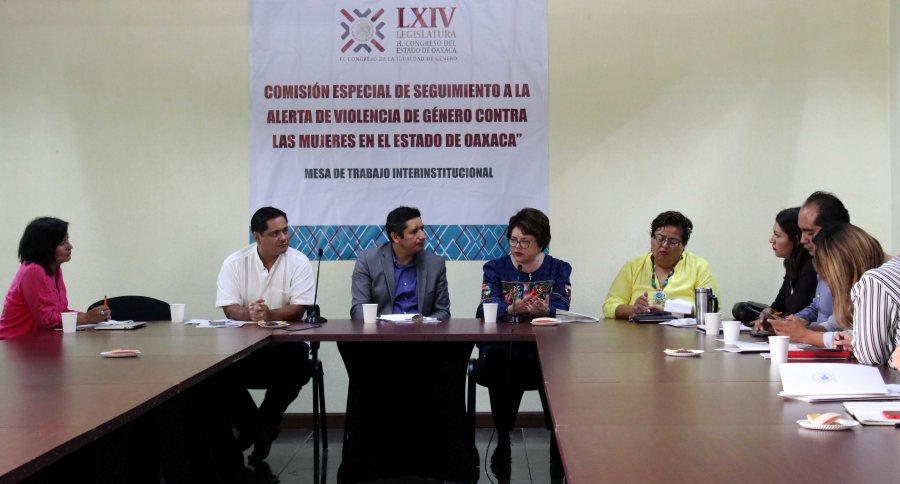 Requiere Oaxaca perfeccionar y articular Alerta de Violencia de Género: DDHPO