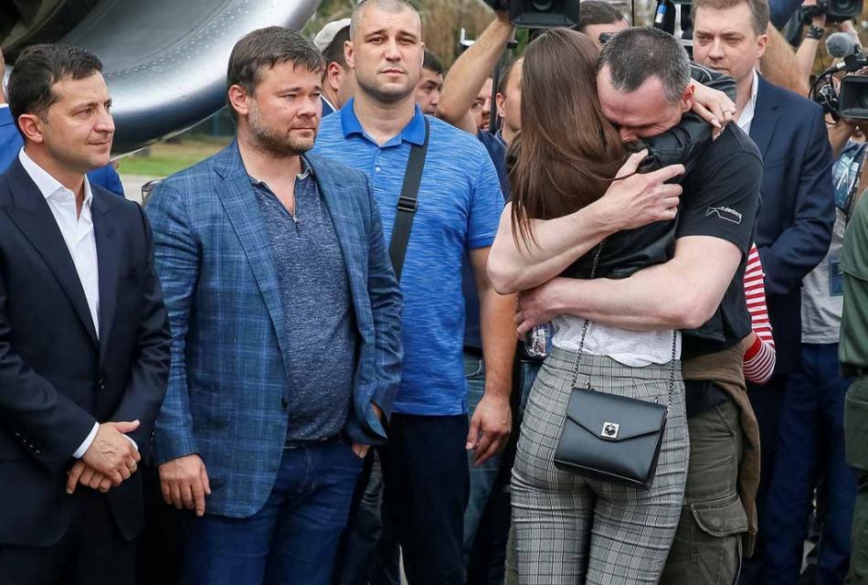 Rusia y Ucrania intercambian prisioneros de guerra