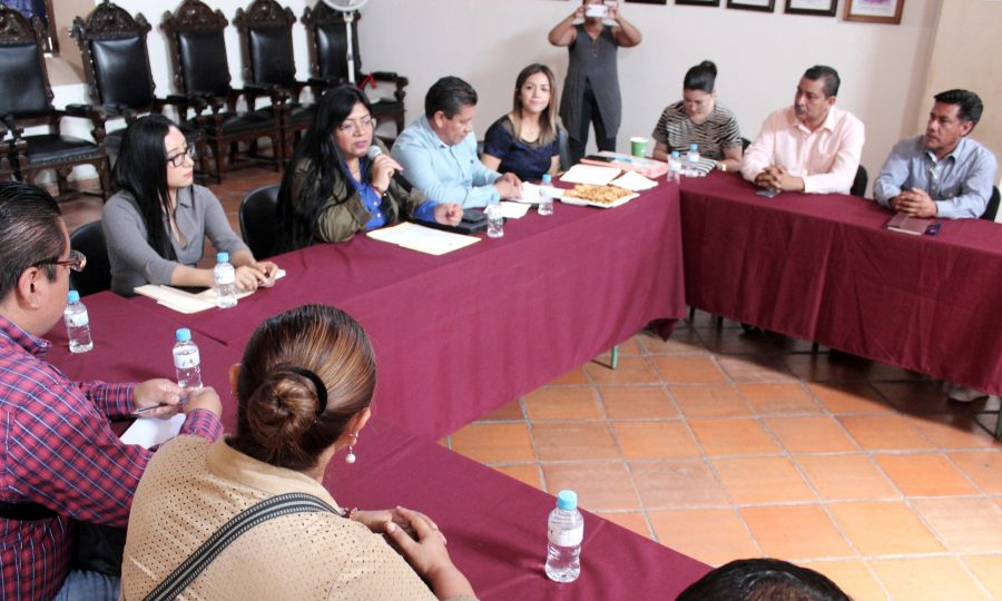 Caravana de Derechos Humanos recorrerá agencias de Oaxaca de Juárez