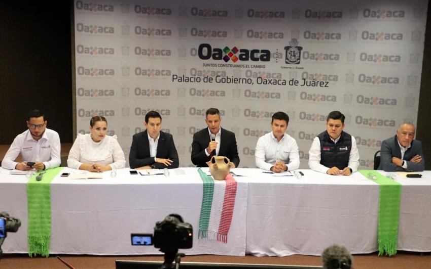 Crece la actividad turística en Oaxaca y aumentan a 29 las rutas aéreas