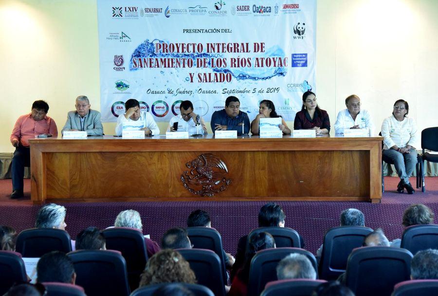 Se enlista Congreso para salvar ríos Atoyac y Salado