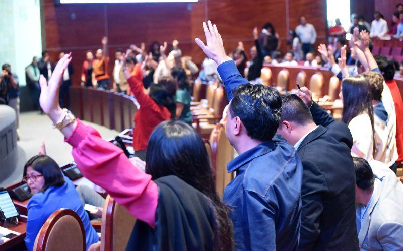 Municipios deberán crear Instancias para la Mujer: Congreso