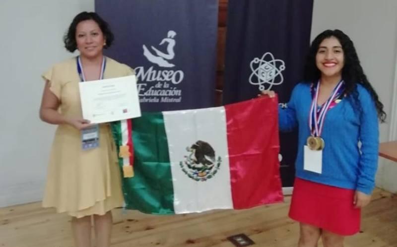 Participó con éxito la UNCA en el Foro Internacional de Ciencia e Ingeniería en Chile