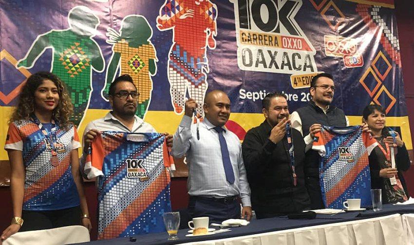 Convocan a la cuarta atlética Oxxo Oaxaca