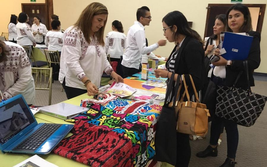 Sectur Oaxaca realiza en Puebla y Veracruz caravana de promoción de y prestadores de servicios turísticos
