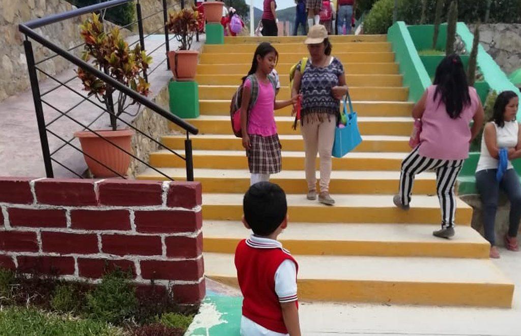 Recomienda SSO prevenir accidentes en centros educativos