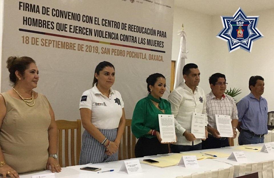 SSPO y autoridades municipales de la Costa alían esfuerzos por la prevención del delito y de la violencia de género