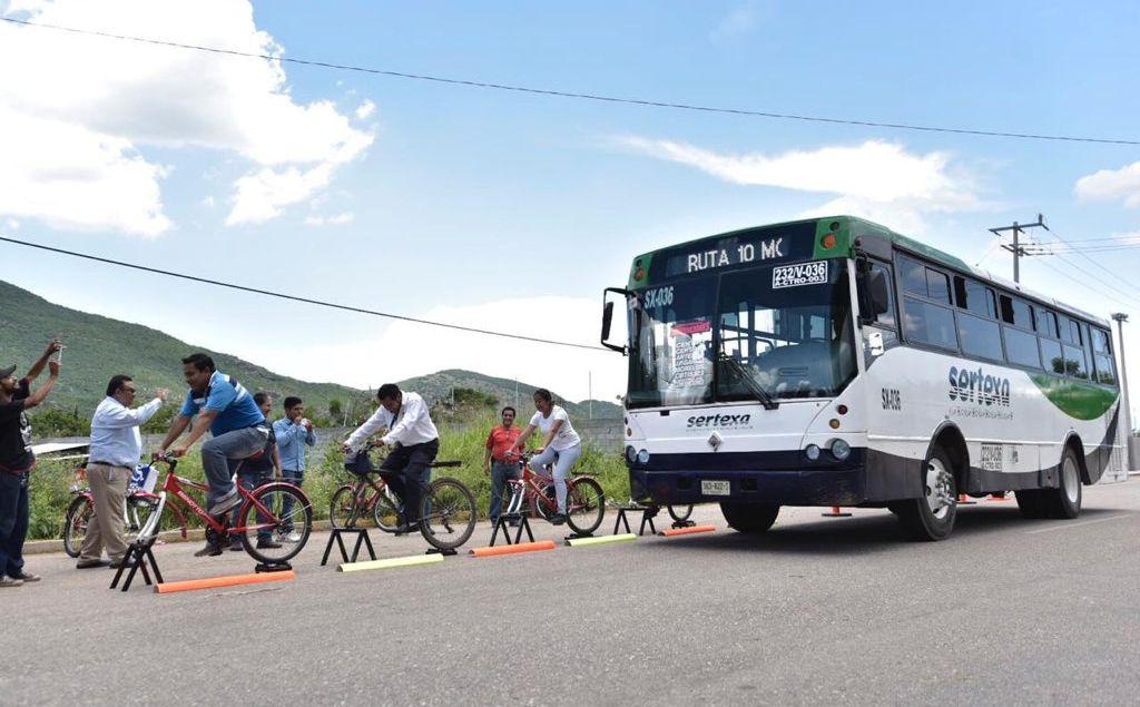 Este martes entró en vigor el Reglamento de la nueva Ley de Movilidad del Estado de Oaxaca