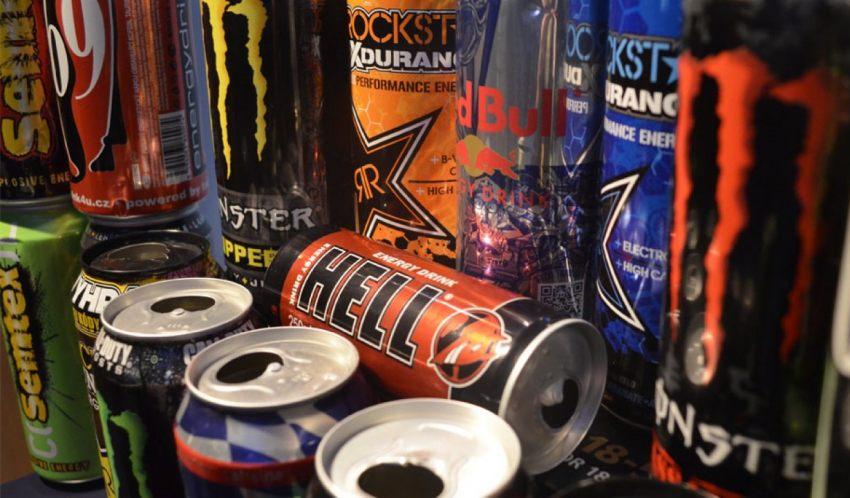 Consumo de bebidas energéticas causa efectos nocivos en la salud