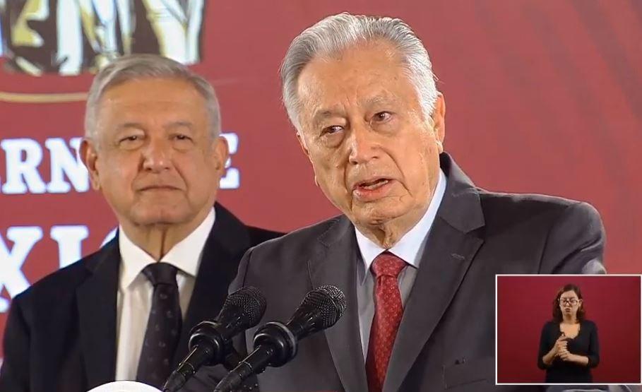 'Jamás me han acusado de corrupción', dice Manuel Bartlett