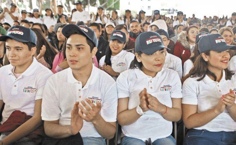 """Jóvenes construyendo el futuro"""", fracaso del gobierno federal: PRD"""