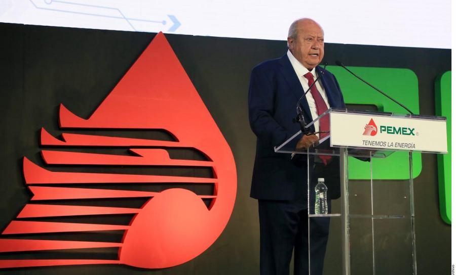 Renuncia Romero Deschamps al sindicato petrolero