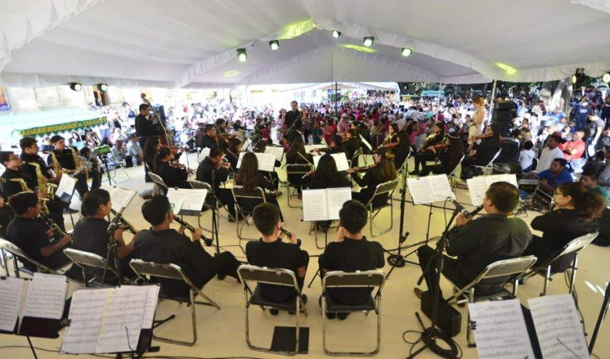 ¡Intégrate a la Orquesta Sinfónica Infantil y Juvenil del IEEPO!