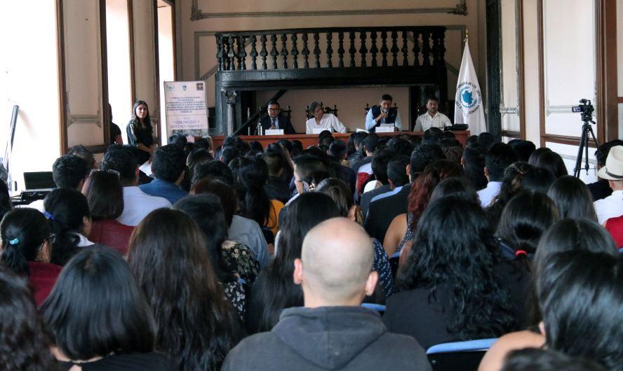 Indispensable recuperar pensamiento y cosmovisión de pueblos indígenas: DDHPO