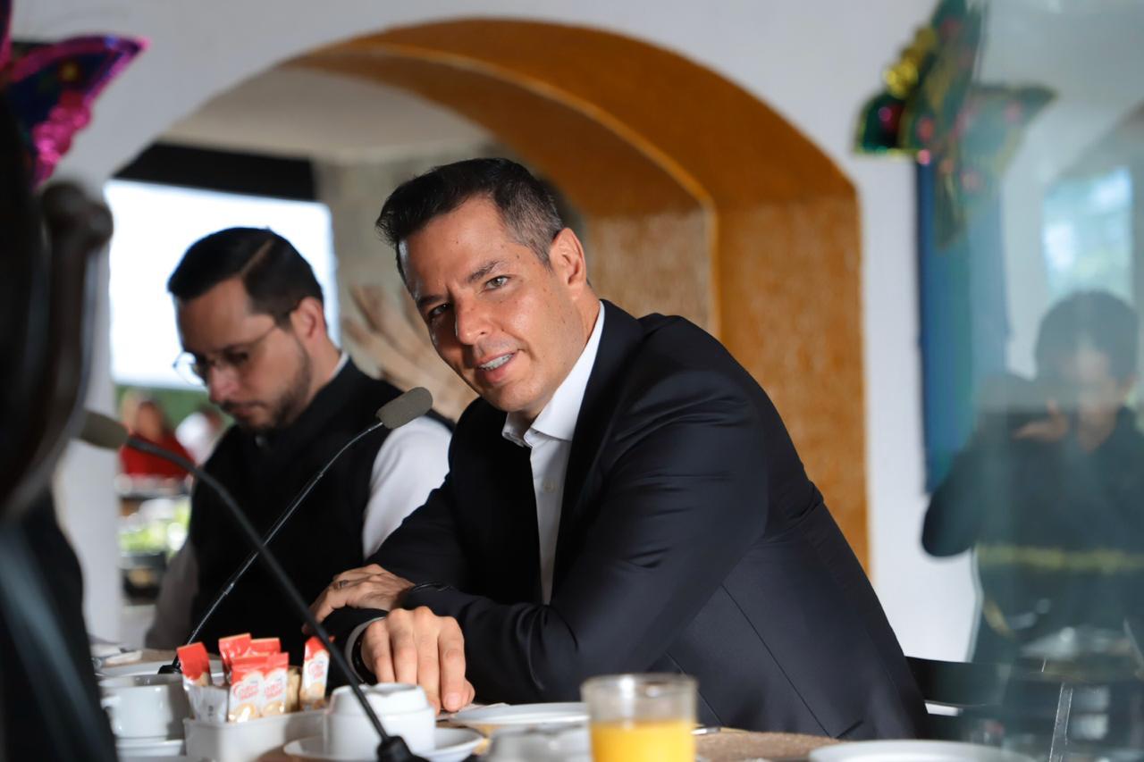 Oaxaca avanza en la ruta de la transformación: Murat