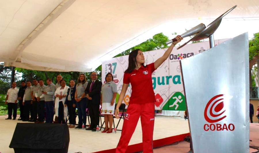 Inaugura Cobao 37 Intercolegial Estatal